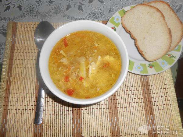 суп с фрикадельками и рисом пошаговый рецепт с фото