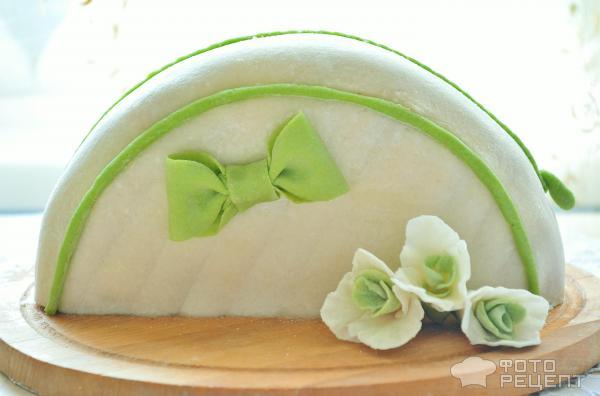 Торт Косметичка фото