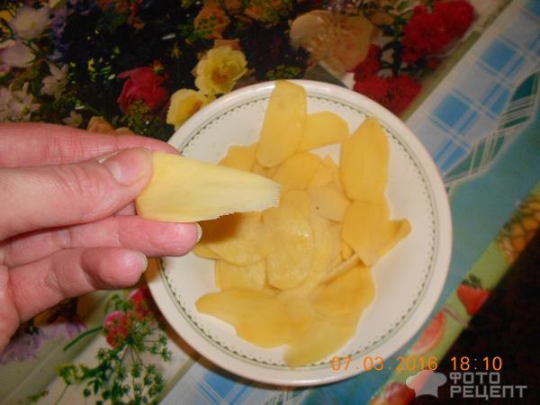 Картошка запеченная в микроволновке рецепт с пошагово