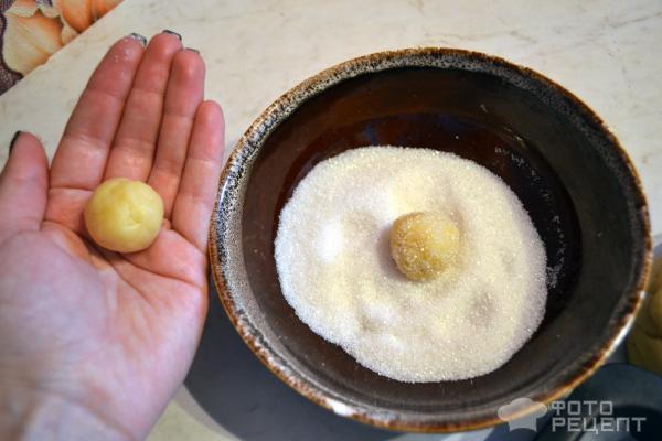 Рецепт песочных печений в духовке