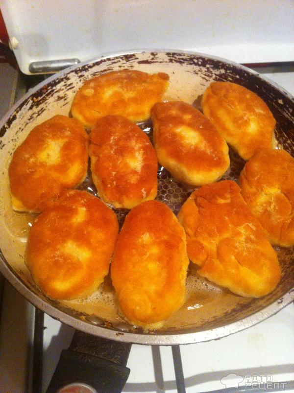 Жаренные пироги с капустой рецепты