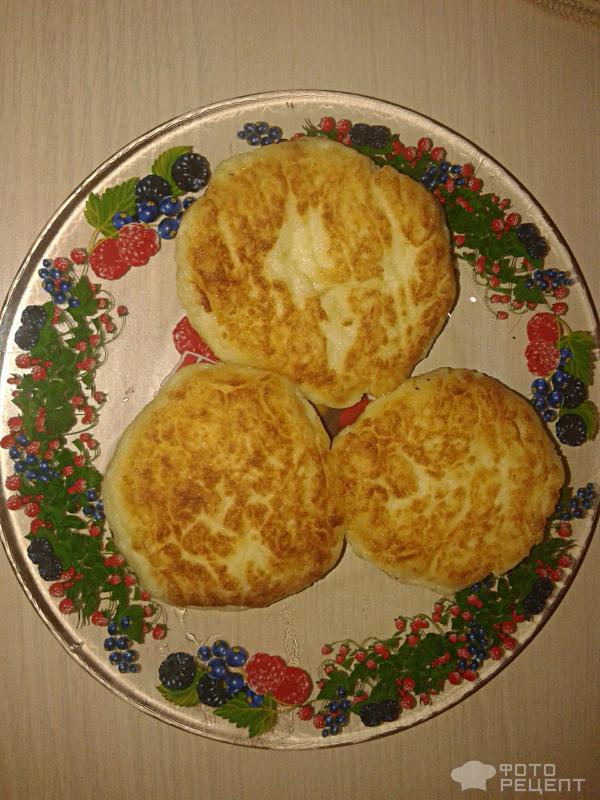 Оладушки из манной каши рецепт с пошагово