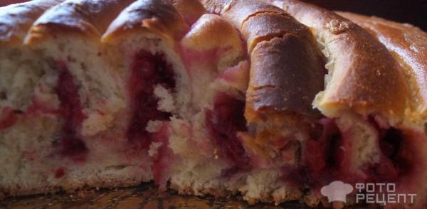 Пирог со смородиной рецепт с из дрожжевого