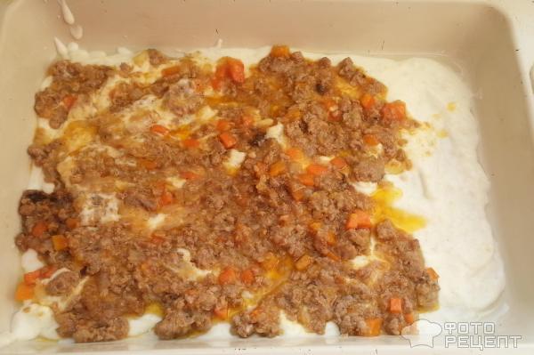 Лазанья с соусом бешамель простой рецепт