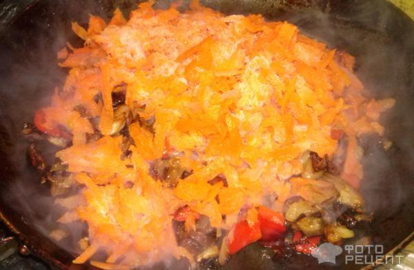Гуляш из курицы с томатной подливкой рецепт