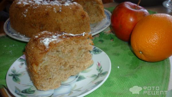 Рецепт шарлотки с яблоками быстрый рецепт
