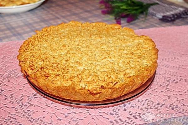 Лимонный пирог рецепт песочное тесто с фото