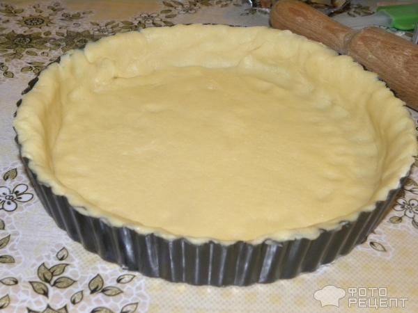 Пирог песочный с творогом рецепт пошагово