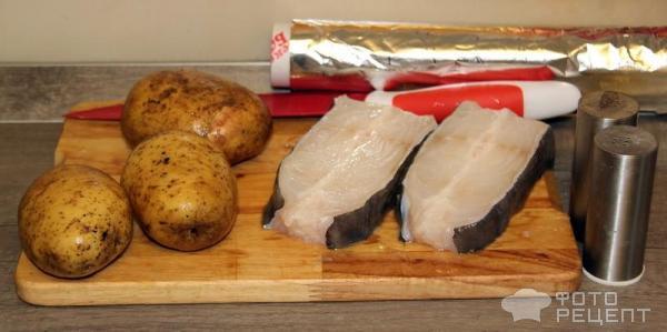 Стейки зубатки в духовке рецепт с пошагово