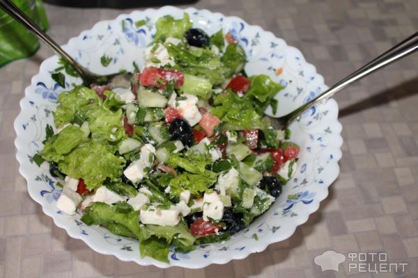 Весенние салаты рецепты простые и вкусные на день
