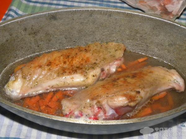 Что вкусного приготовить из крыла индейки