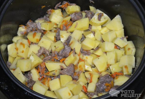 Рецепты из баранины с фото в мультиварке