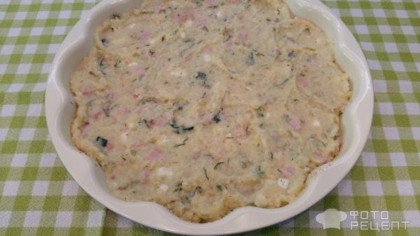 Рецепт запеканки из картофеля вареного