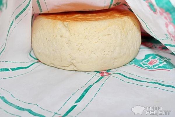 Хлеб в домашних условиях в духовке рецепт с дрожжами