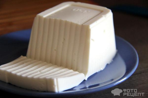 Сыр фетакса в домашних условиях рецепт пошагово