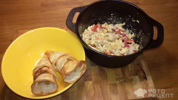 Блюда рожков рецепты с фото