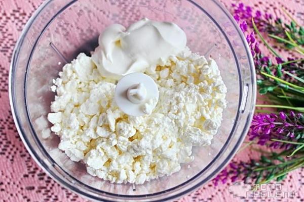 Десерт Творожное суфле фото