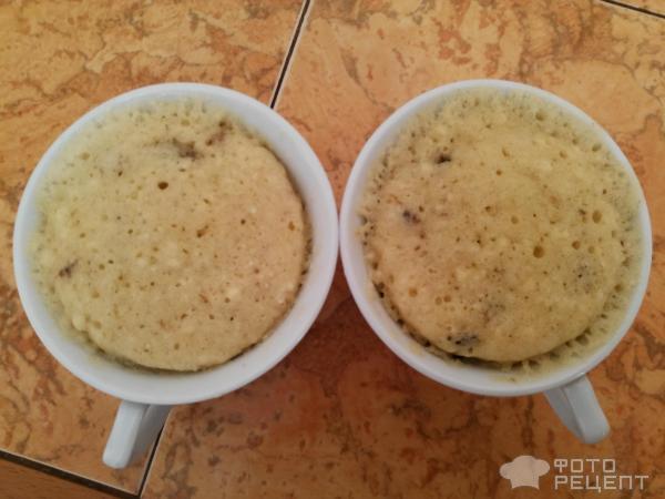 Как сделать кексы в микроволновке без разрыхлителя