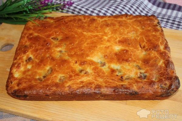 Пирог из пикши рецепты