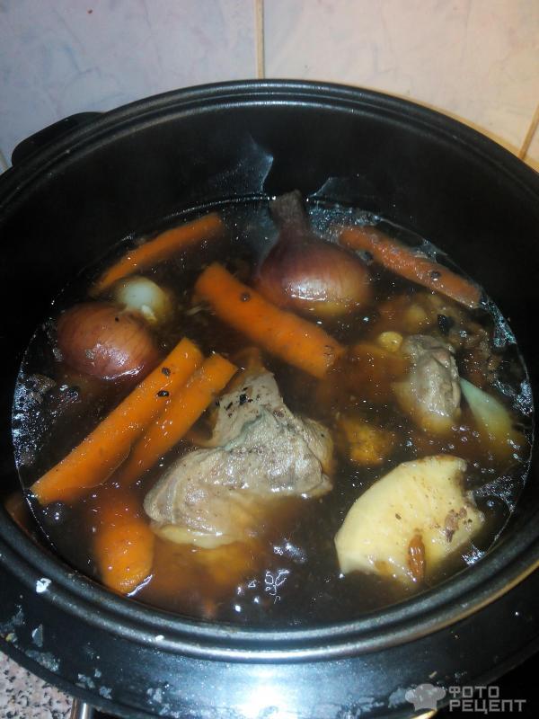 Суп в мультиварке рецепты пошагово 30