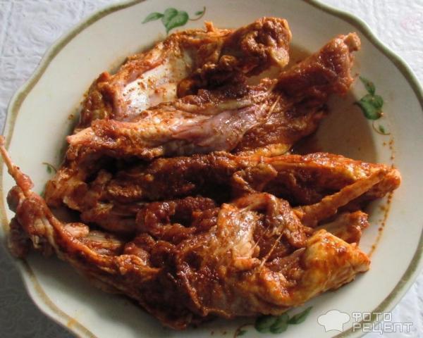 Ребрышки в соево-медовом соусе в духовке рецепт