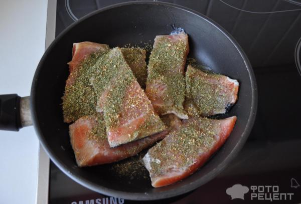 кета рецепты приготовления на сковороде с фото