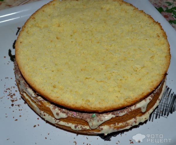 Крем со сгущенкой для бисквита рецепт