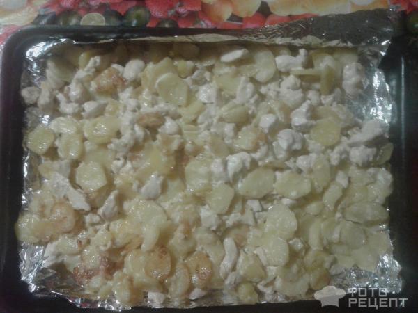 Филе со сметаной рецепт