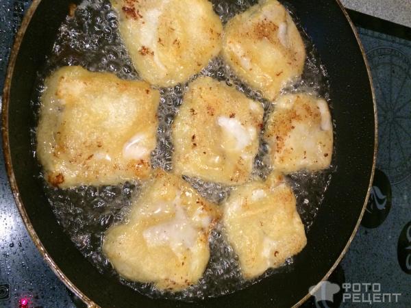 Рецепт приготовления минтая в кляре