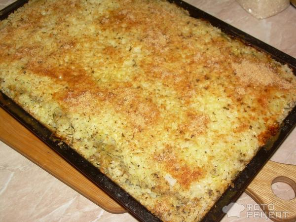 Рецепт запеканки с пошагово