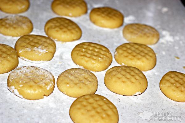 Печенье на скорую руку на сковороде с пошагово в