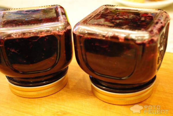 Ягодно-фруктовый конфитюр фото
