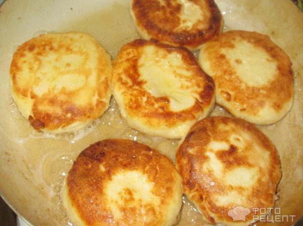 Сырники на сухой сковороде рецепт