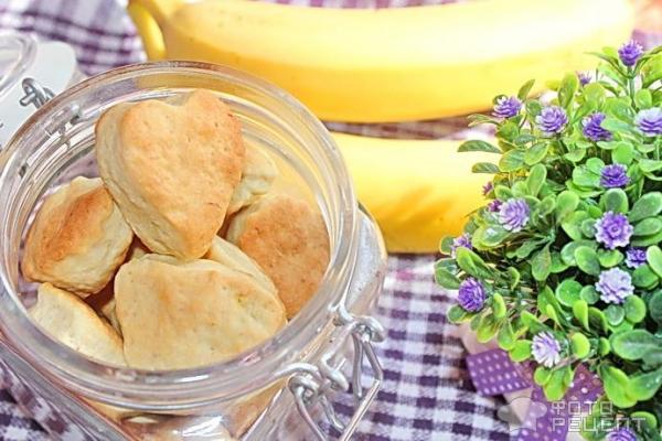 Печенье Банановый рай фото