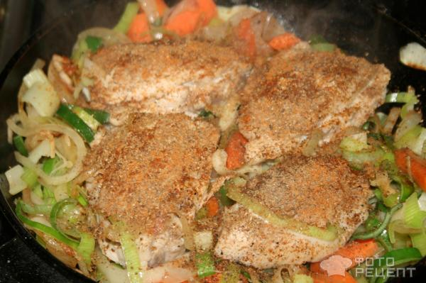 Курица тушеная без масла рецепт