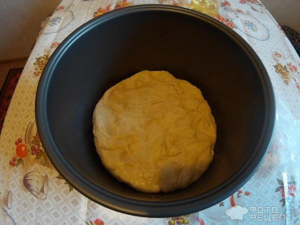 Хлеб в без дрожжей в мультиварке рецепты с пошагово в