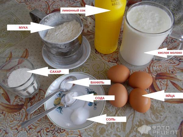 Что можно приготовить из кислого молока рецепт выпечка