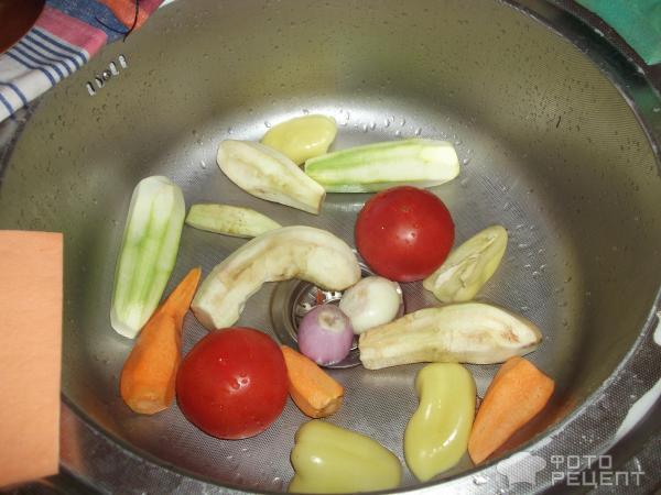 Овощное рагу без картошкиы