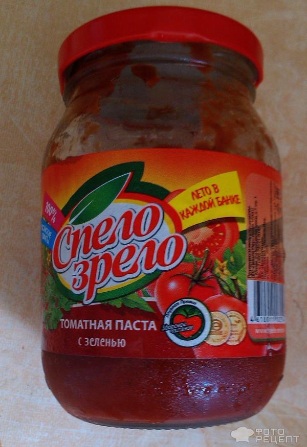 Рецепт фасоль с томатной пастой