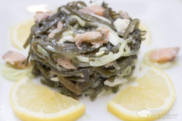 Как приготовить свежезамороженную морскую капусту
