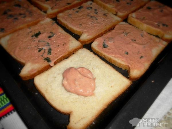 Бутерброды в микроволновке рецепты с фото