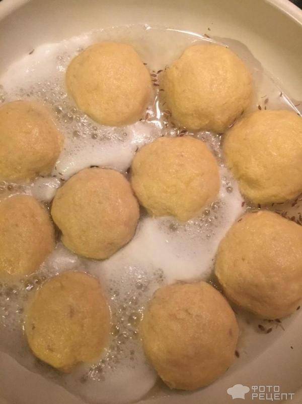 Клецки из картофеля рецепт пошагово в