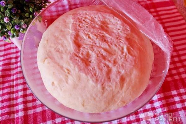 Приготовления теста на пиццу на майонезе