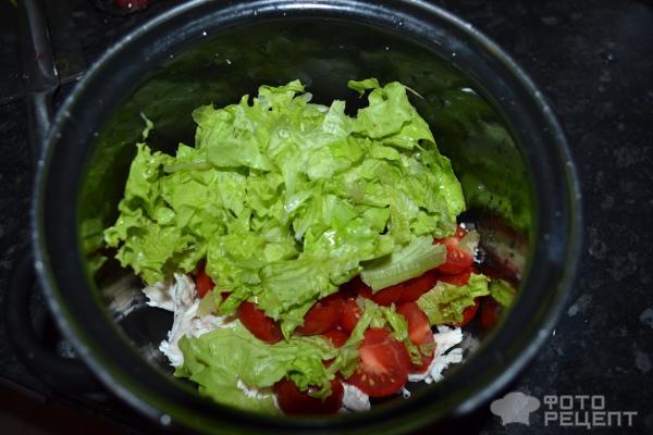 Рецепт салата цезарь пошагово с с соусом