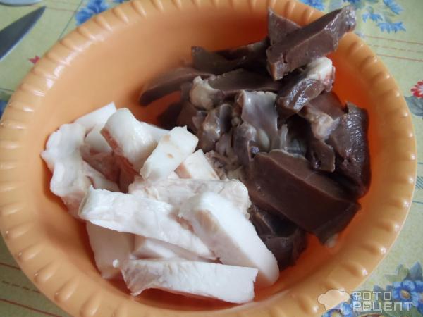 Как готовить сердце говяжье рецепт пошагово