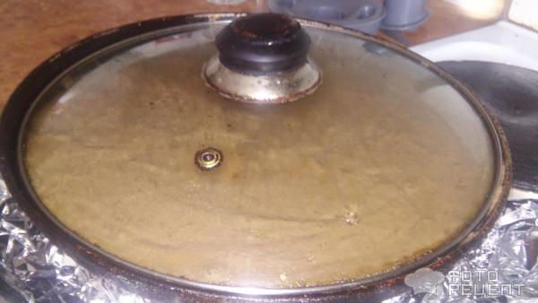 Кекс на сковороде без духовки рецепт