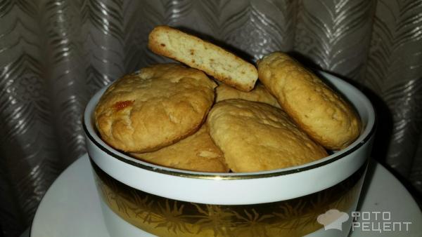Печенье на сметане и маргарине рецепт с пошагово в духовке