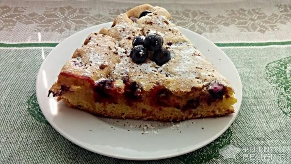 Бисквитные пироги с вареньем рецепты с