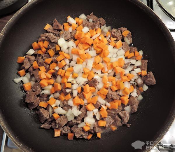 Овощное рагу в кастрюле рецепт 16