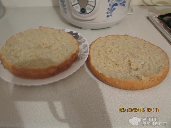 Быстро и вкусно торты в мультиваркеы с фото